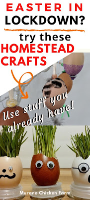 No spend Easter crafts