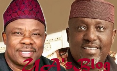 INEC passes verdict on Okorocha, Amosun after APC suspends governors