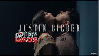 All Around Me By Justin Bieber - Lyrics