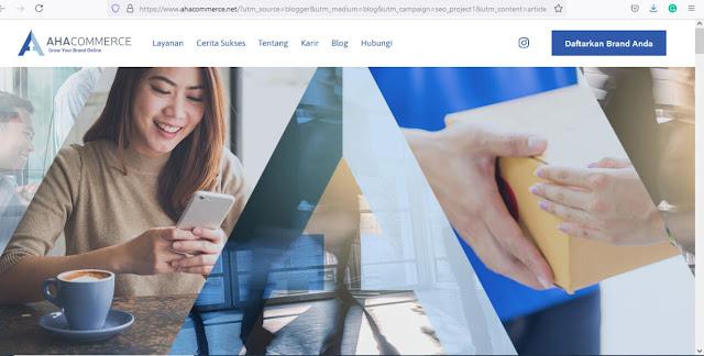 AHA- ecommerce-enabler-terbaik