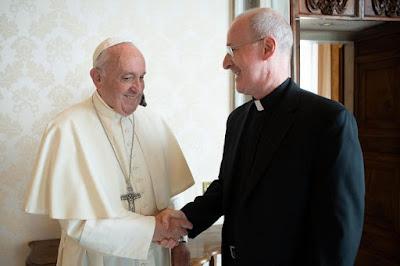 Pope and Jimbo