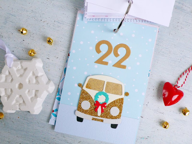 DIY Christmas Countdown Calendar – Calendario dell'Avvento