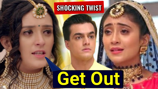 Shattered : Vedika slips in depression seeing Ex-Husband meets Kartik Naira in YRKKH