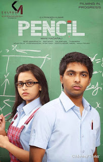 Pencil 2016 Hindi Dubbed 720p WEBRip