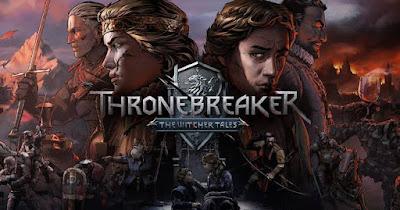 Thronebreaker: The Witcher Tales pré registro