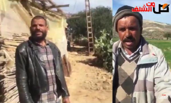 بالفيديو ↔ المعذبون في الأرض .. معاناة عائلات بجبال ببلدية الظهرة