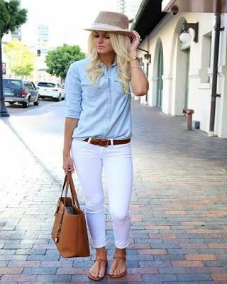 Outfits informales con SANDALIAS que debes utilizar