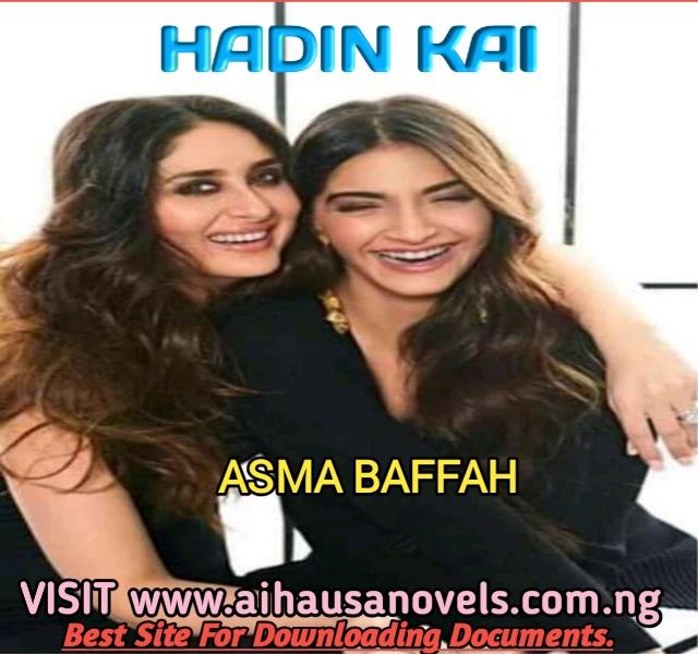 HADIN KAI hausa Novel By Asma Baffa