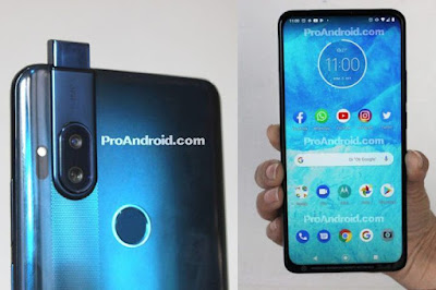 تسريبات تكشف ميزة جديدة في هاتف Motorola One