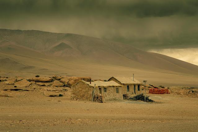 imagenes de pobreza en las montañas, casas,