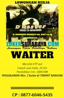 Loker Surabaya Terbaru di D'Master Pool & Karaoke Juli 2019