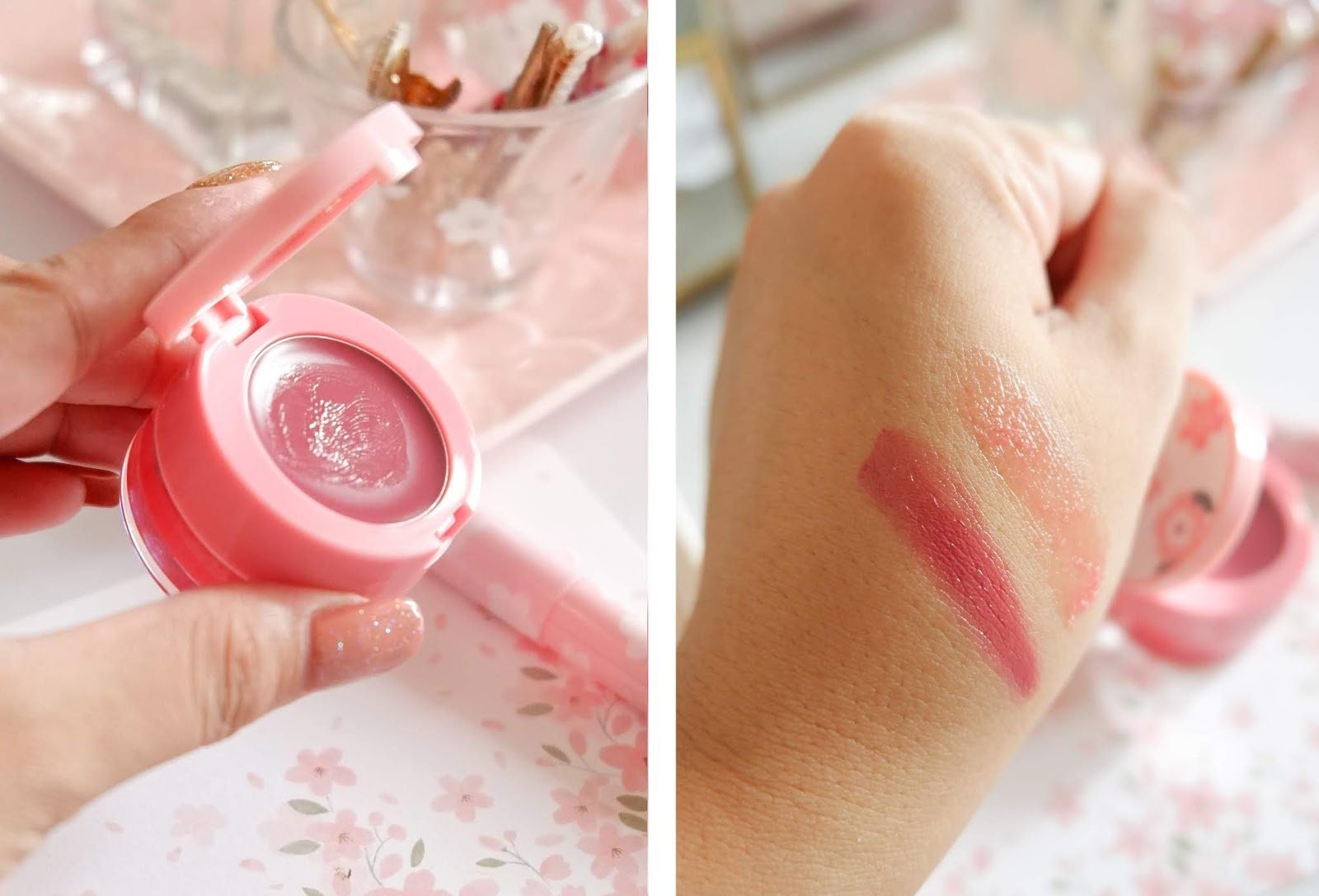 BLK COSMETICS K-BEAUTY COLLECTION: SWEET LIP DUO (TULIP) REVIEW