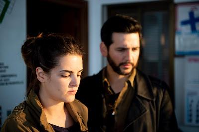 Fran Perea en 'Kosta' ('The Paradise')