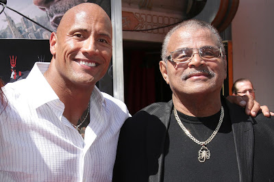Rocky Johnson, WWE Hall of Famer and Dwayne Johnson's dad, died at 75