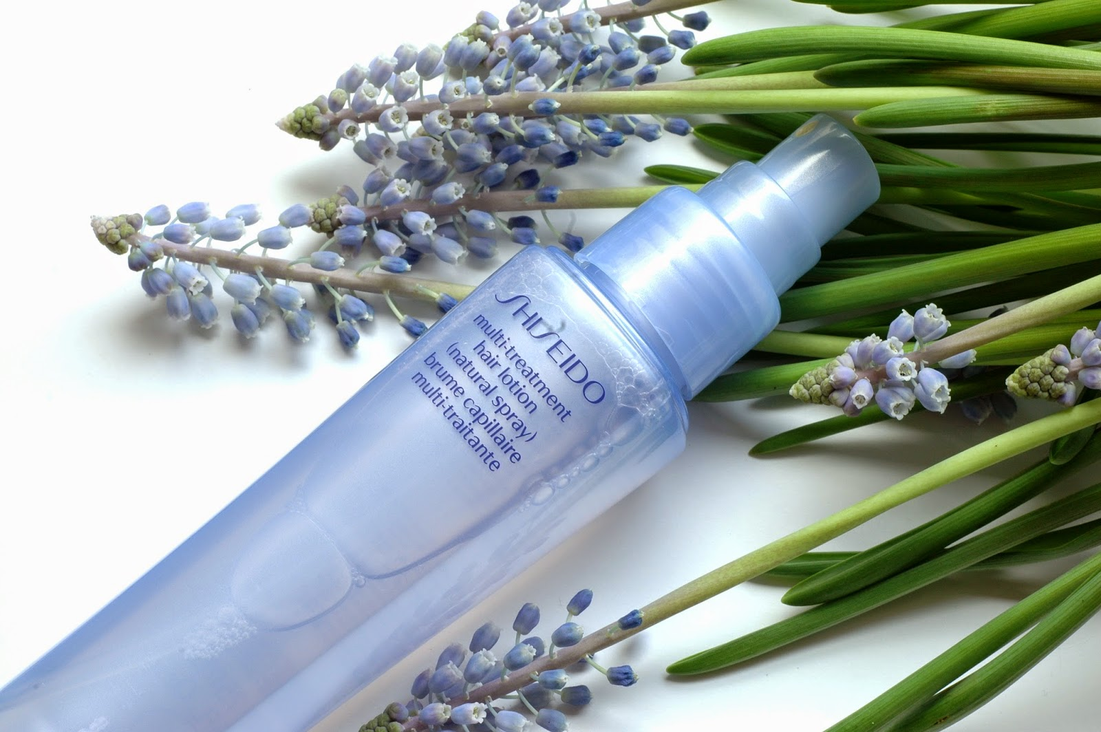 Shiseido Multi Treatment Hair Lotion