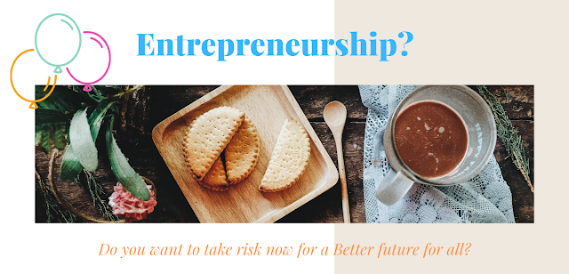 Entrepreneurship With Shopify - Do you want to take a risk now for a better future for all? -  Hasan Imam Mukut