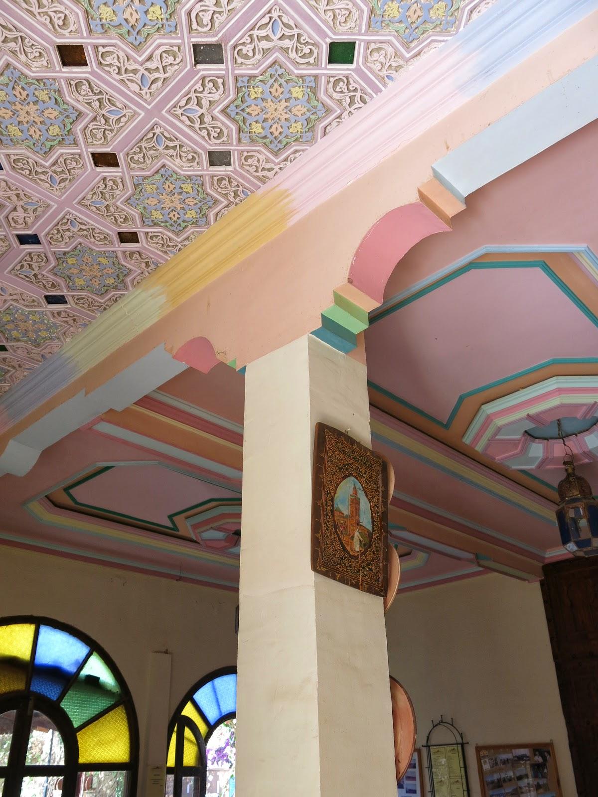 Kasbah Sirocco i Zagora Marocko