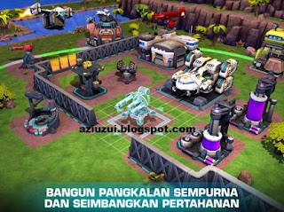 Dawn of Steel apk Full Point