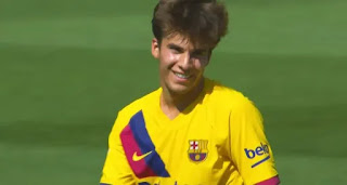 Great Riqui Puig stats from his last game show Barca boss should have more trust in him