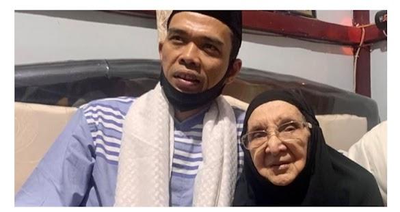 Ustadz Abdul Somad : Kagumi Nenek 104 Tahun Khatam Quran 5 Hari Sekali