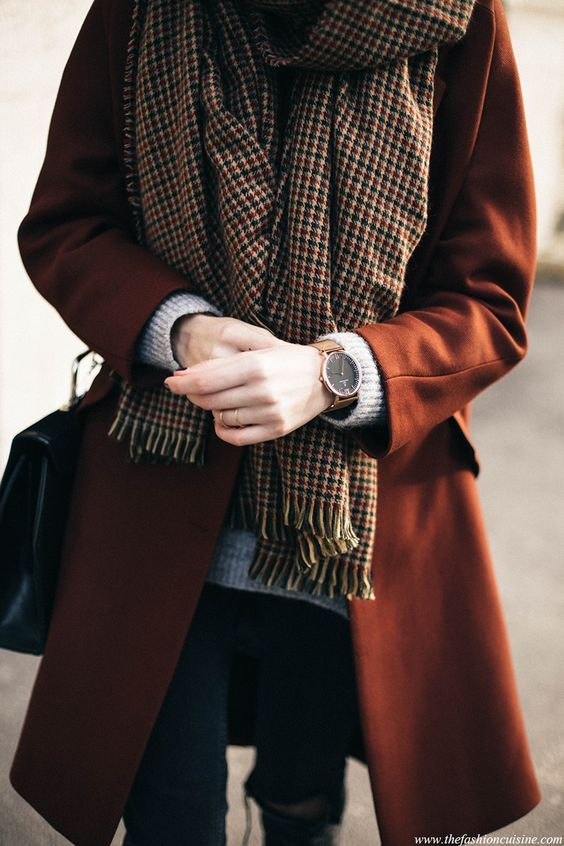 7 Stunning Fall Outfits To Copy Right Now