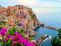 Beautiful places of Italy – discovering Cinque Terre