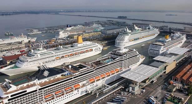 Grandi navi a Venezia: dichiarazioni presidente Musolino