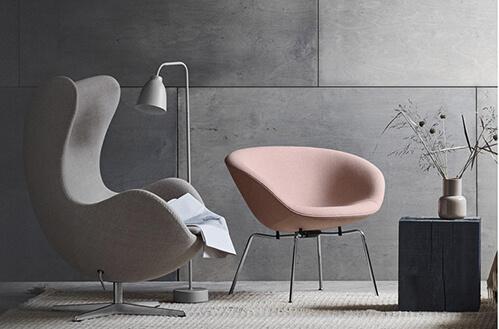 Stylish Grey Sofa