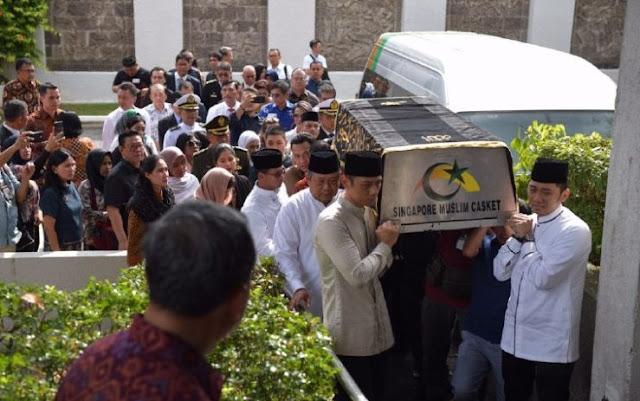 Pemulangan Jenazah Ibu Ani Yudhoyono Dipercepat