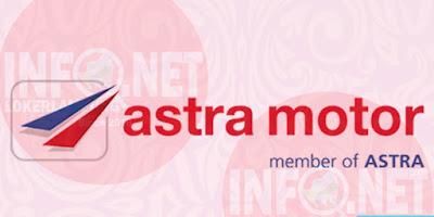 Lowongan Kerja Lampung Marketing Executive Astra Motor