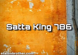 Satta king 786