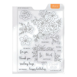 Heartfelt Corsage Stamp and Die Bundle