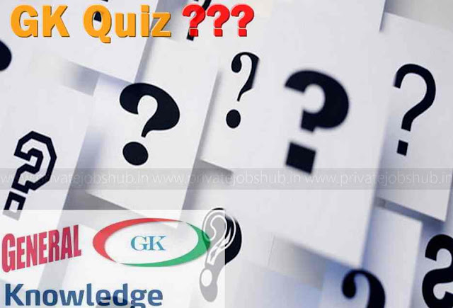 GK Questions 17th September 2017 PJH