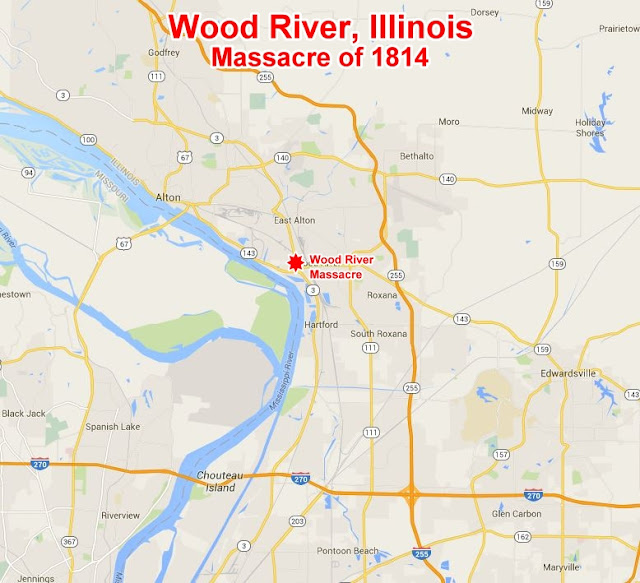 Wood River Il Elevation : The digital research library of illinois history journal
