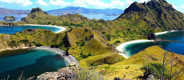جزيرة فلوريس Flores Island