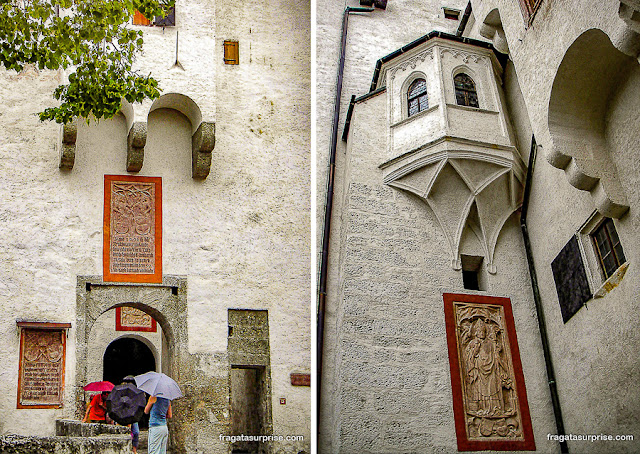 Hohensalzburg, castelo de Salzburgo