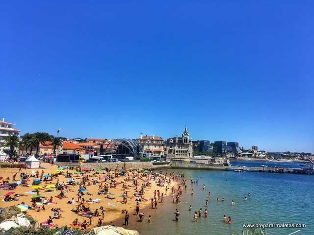 qué ver en Cascais, excursión desde Lisboa