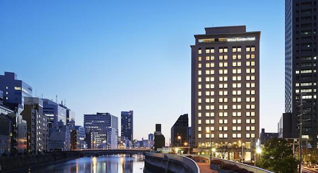 大阪三井花園頂級酒店 Mitsui Garden Hotel Osaka Premier