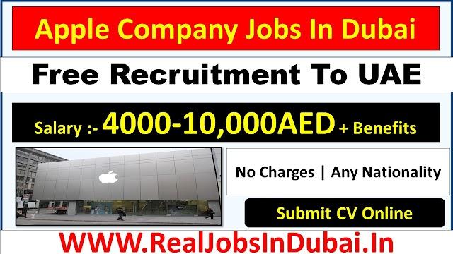 Apple UAE Careers Jobs Vacancies 2021