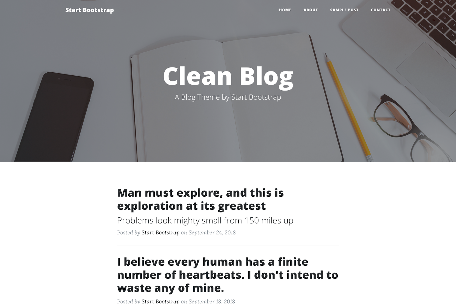 clean-blog-plantilla-blogger