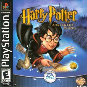 Baixar Harry Potter & The Sorcerer's Stone (2001) PS1