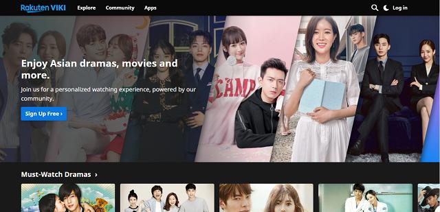 situs streaming drama korea viki