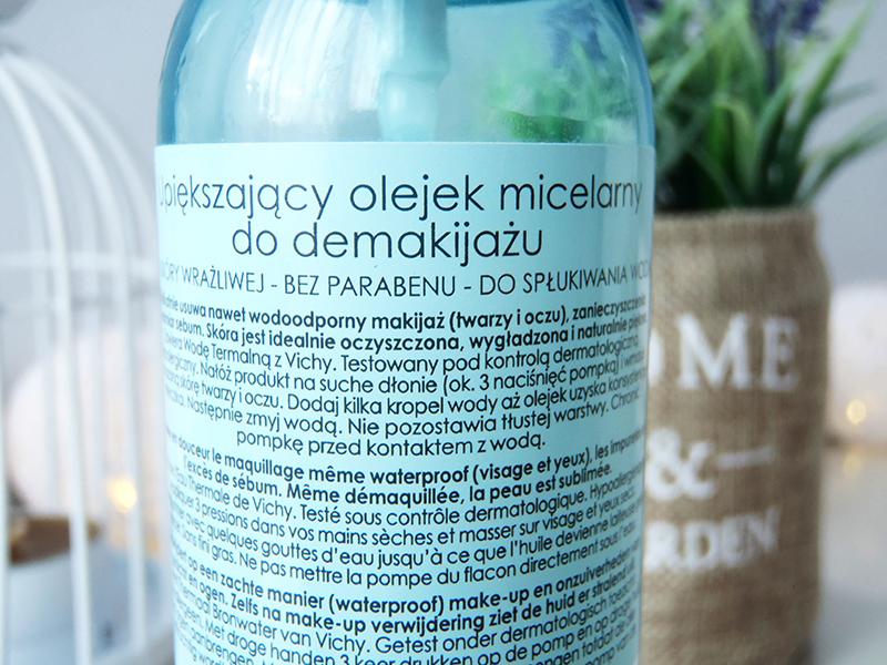 olejek, demakijaż, micelarny, woda termalna, do mycia twarzy