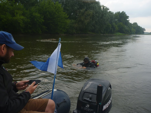 Massive centuries-old shipwreck found on bottom of Poland's River Vistula