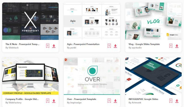 Download design powerpoint keren