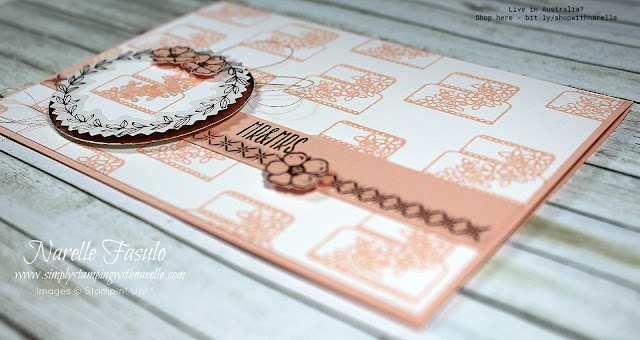 Need to create a card for a special occasion, or maybe for someone who loves cakes. Then check out the Piece of Cake stamp set here - http://bit.ly/PieceOfCakeBundle