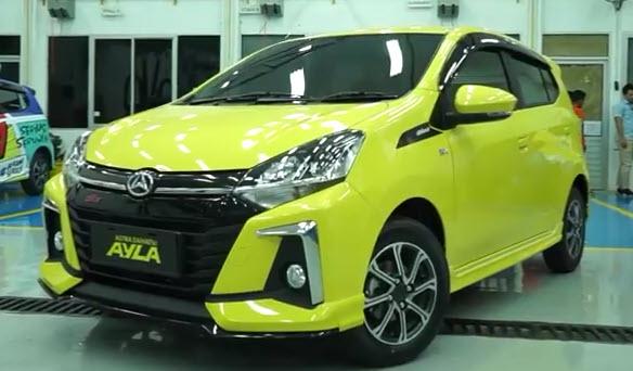 Daihatsu Ayla Terbaru First Impression 2020 Dan Perubahan Drastis
