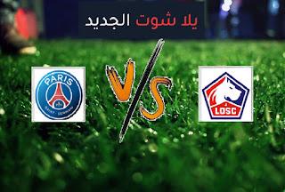 نتيجة مباراة باريس سان جيرمان وليل اليوم السبت 03-04-2021 الدوري الفرنسي