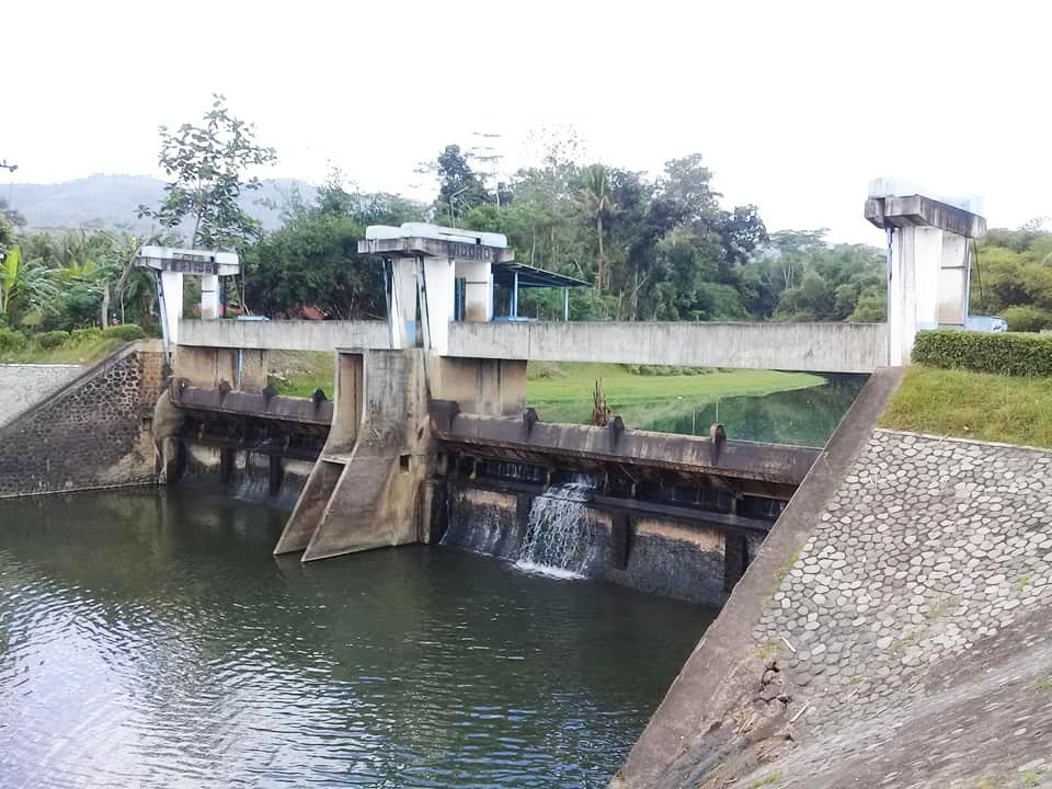 Dam Widoro, Gandusari - Trenggalek
