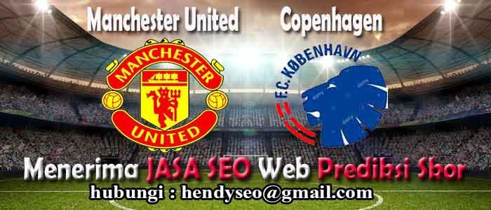 prediksi skor manchester united vs copenhagen